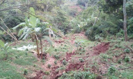 Fuertes lluvias en Timaná podrían generar represamiento en las quebradas