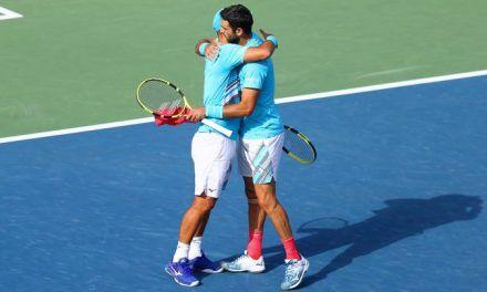 Juan Sebastián Cabal y Robert Farah se coronaron campeones del ATP 500 de Dubái