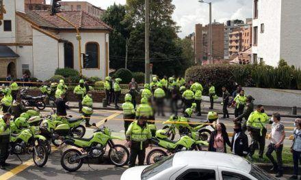 Balacera en Bogotá dejó dos muertos: uno de ellos era un policía