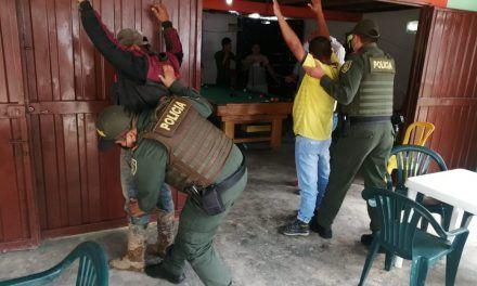 Capturado por porte ilegal de armas de fuego en Tello