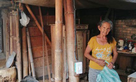 Treinta años luchando contra las lluvias