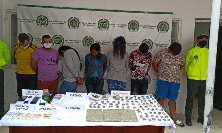 "Desarticulan banda delincuencial ""La Libertad"" en el municipio La Plata"