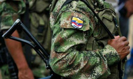 Ordenan captura de guerrilleros por reclutamiento de menores
