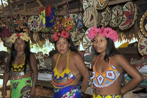 La cultura Emberá Chamí, se caracterizó por resistir a las invasiones españolas durante la época de La Conquista.