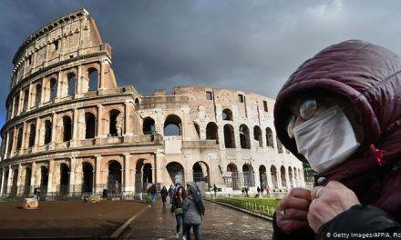 Buena parte de Italia vuelve al confinamiento desde el lunes