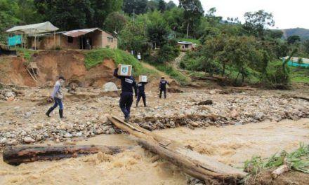 Van 1.326 familias afectadas por ola invernal en el Huila