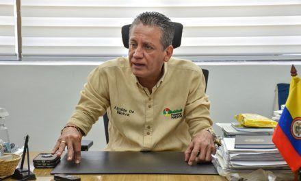Alcalde le cumplió a los neivanos durante su primer año de Gobierno