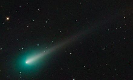 Así es Leonardo, el cometa más brillante que veremos este 2021