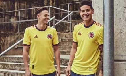 Adidas presentó la nueva camiseta de la selección Colombia