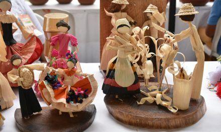 Artesanos de Campoalegre se destacaron en la Primera Feria Artesanal