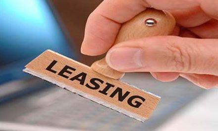 Leasing habitacional, presentó una variación de 2,5%