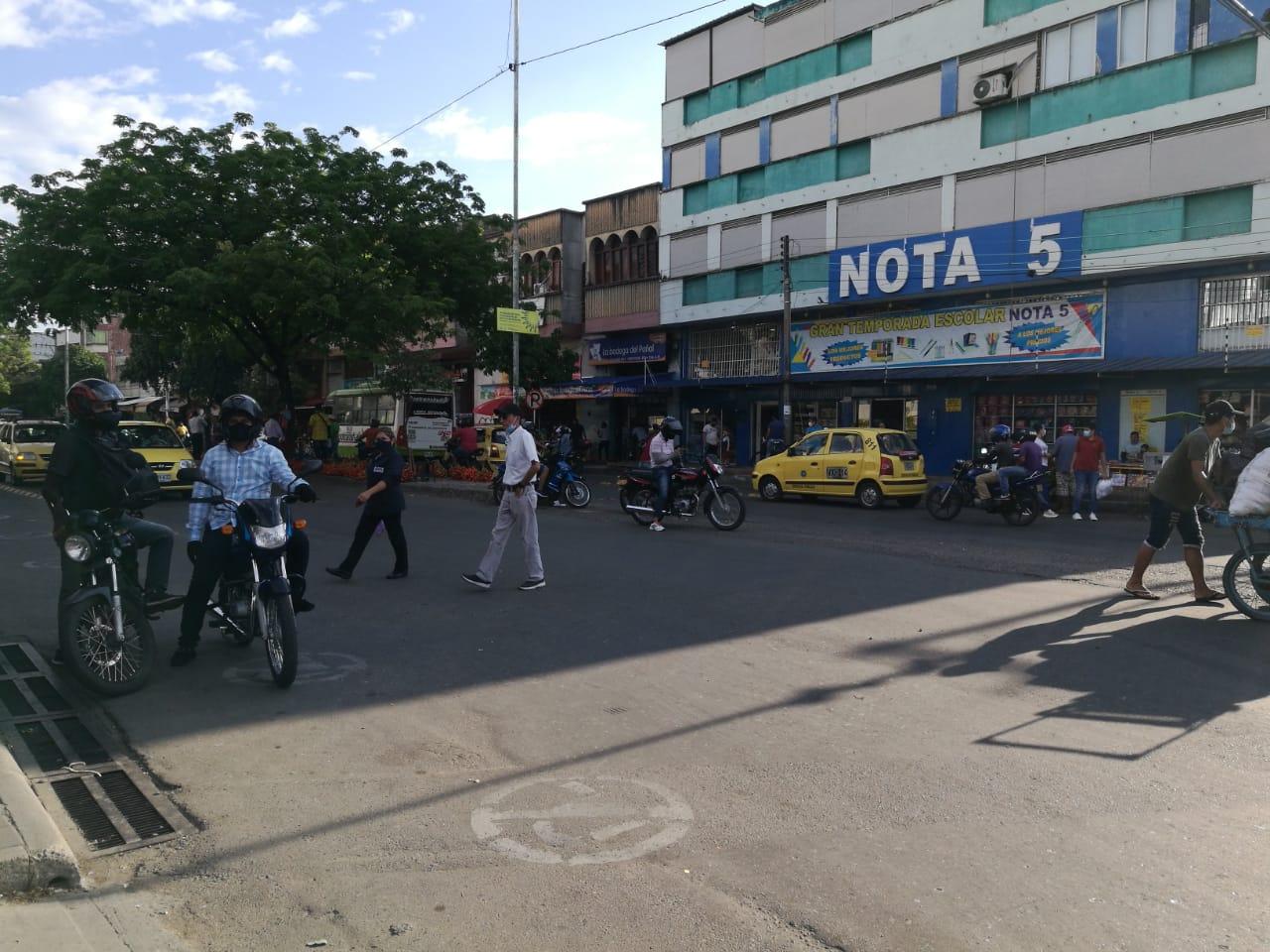 Pandemia afectó el servicio de transporte público en la ciudad de Neiva.