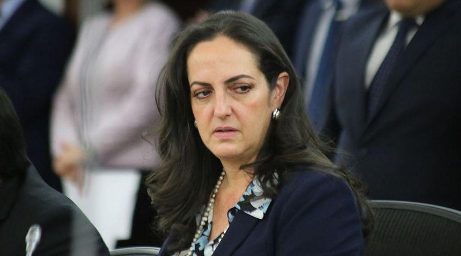 Investigan presunto plan para atentar contra María Fernanda Cabal