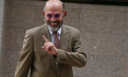 Condenan al exmagistrado Francisco Ricaurte a 19 años de cárcel