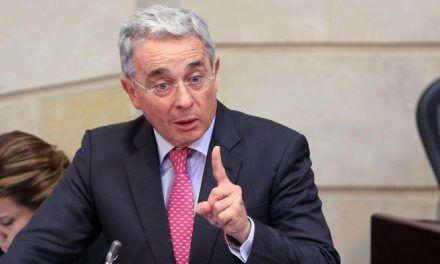 Uribe rechazó proyecto de legalizar porte de armas