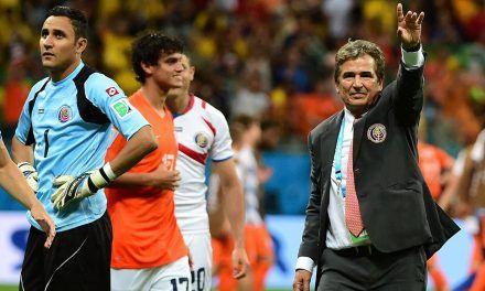 Pinto habló sobre complot en su contra en Costa Rica