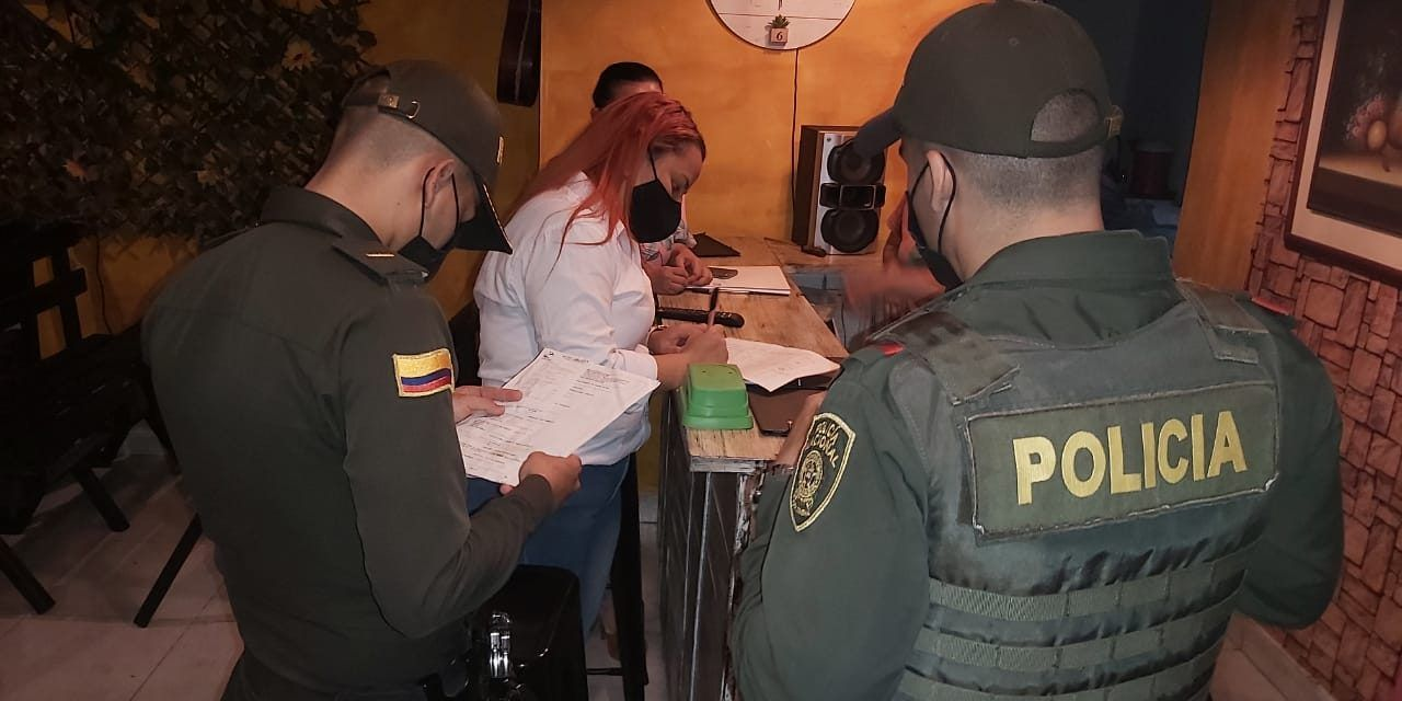 30 personas fueron capturadas durante el fin de semana en en Huila
