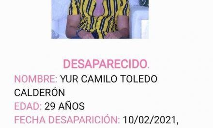 Odontólogo laboyano se encuentra desaparecido