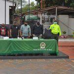 Exitosa operación en contra de la banda delincuencial 'Los Zorros II'