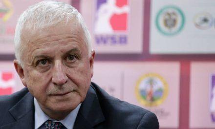 Baltazar Medina renuncia al Comité Olímpico Colombiano