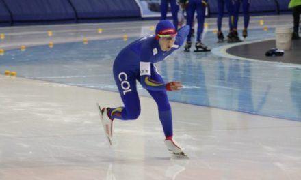 Amaya y Lopez, clasificados a la Copa del Mundo de patinaje sobre hielo