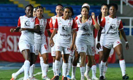 Santa Fe enfrenta hoy a River en Copa Libertadores femenina