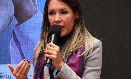 Fernanda García asume el cargo de Superintendente de Notariado y Registro