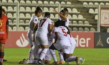 América batió 5-1 a El Nacional de Perú en Libertadores Femenina