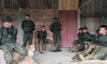 Ejército negocia liberación de soldados en el Chocó