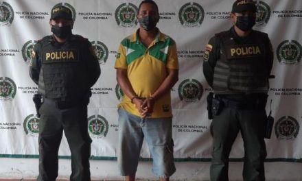 CAPTURADO POR TRAFICO DE ESTUPEFACIENTES EN BARAYA