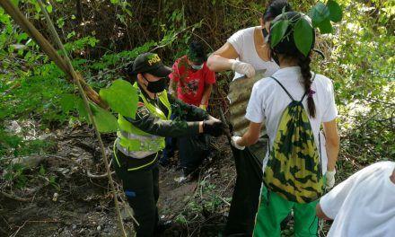 Comunidad de Aipe comprometida con el preservación del medio ambiente y la seguridad