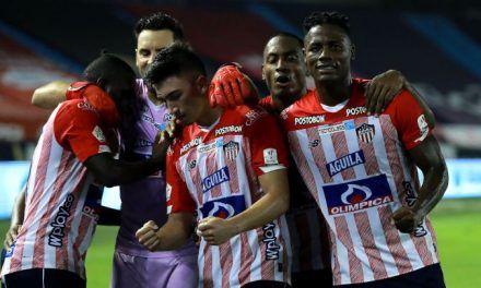 Junior y Nacional, entre los más caros de Fase 2 de Libertadores