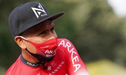 Nairo podría ser campeón de la Vuelta a Asturias de 2017