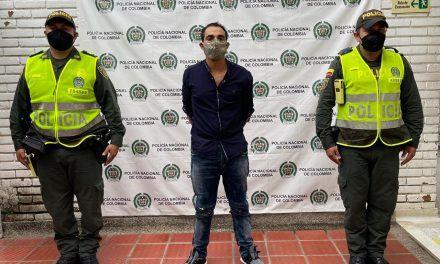 Sujeto fue capturado por el delito de fuga de presos en Santa María
