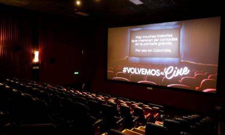 Cine Colombia anunció que reabrirá sus puertas el primero de mayo