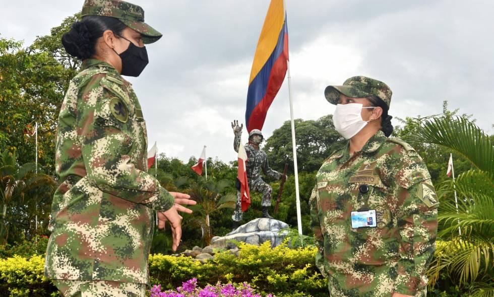 ¿Cómo es ser mujer en el Ejército?, esto relatan dos destacadas militares de la Tercera Brigada