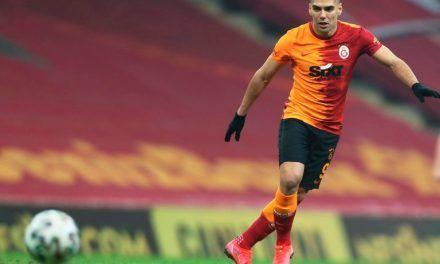 """""""Estoy en deuda con el Galatasaray y su afición, la pagaré"""": Radamel Falcao"""