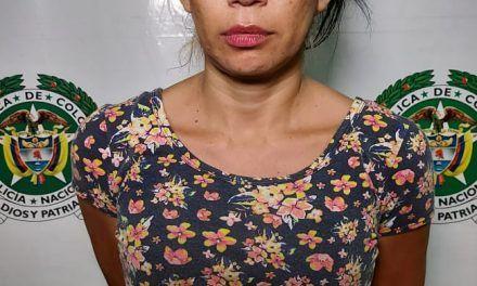 """Alias """"Leidy peluche"""" fue capturada por el delito de fuga de presos"""