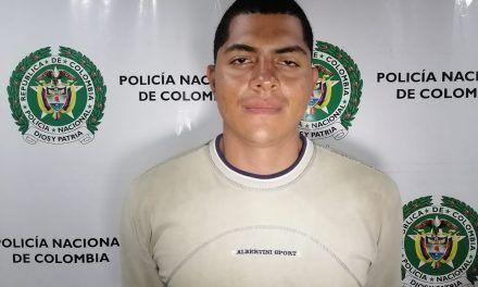 Caleño requerido por homicidio agravado y fuga de presos, fue capturado en Neiva