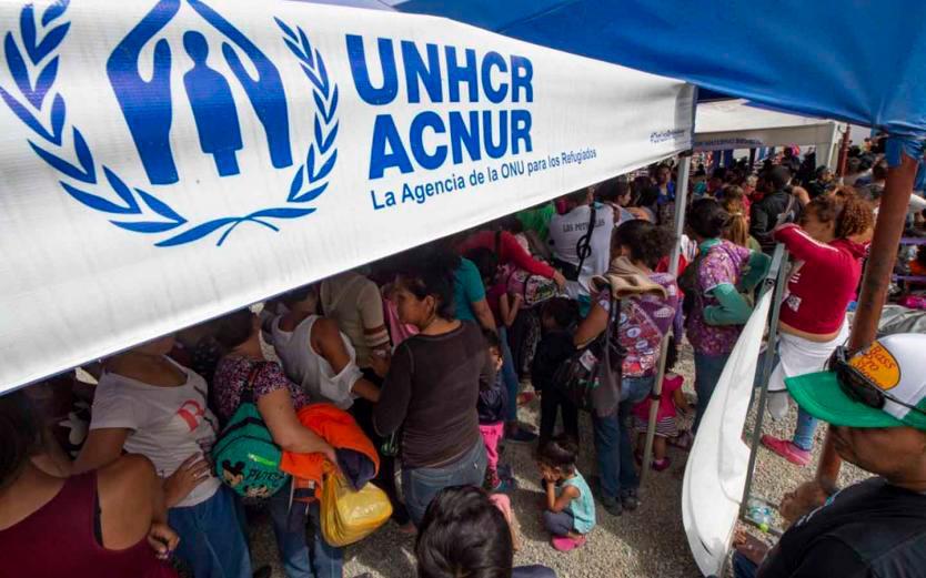 Acnur invita a ser tolerantes con los migrantes venezolanos