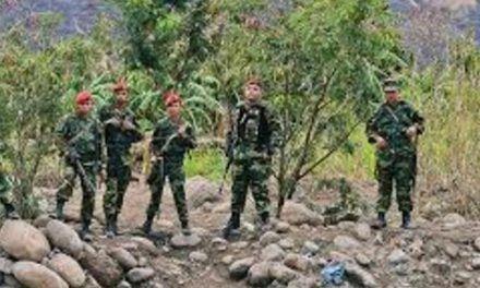 Confirman enfrentamiento entre disidencias de las Farc y ejército venezolano