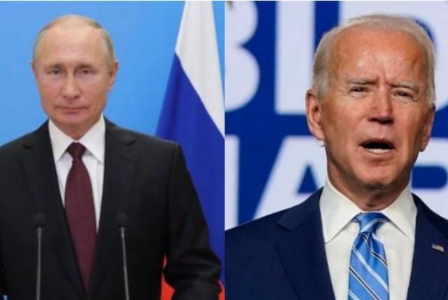 Rusia lamenta que Biden no aceptara la invitación de Putin para conversar