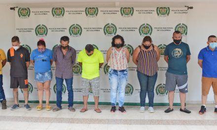 """Cae banda delincuencial """"Los Mayoristas"""""""
