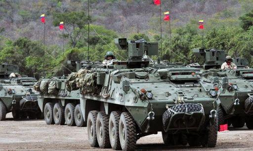 Ejército moviliza 2.000 soldados a la frontera tras choques entre Guardia Venezolana y disidencias