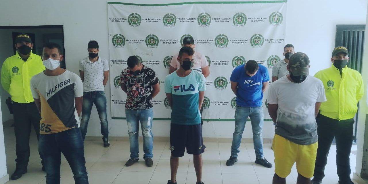 Nuevo golpe a la delincuencia en Timaná