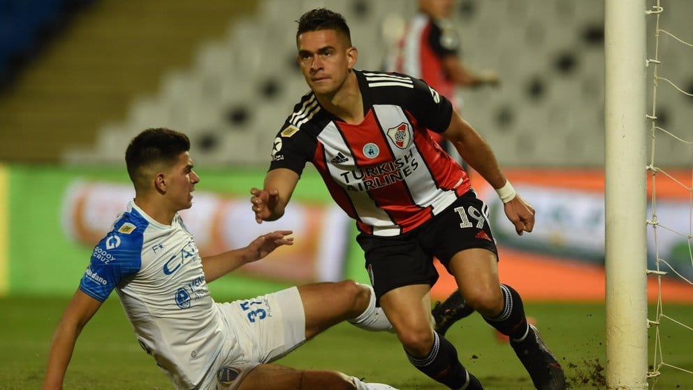 Listo el precontrato entre Gremio y Rafael Santos Borré
