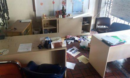 Banda de atracadores robó sede de la Conferencia Episcopal en Bogotá y se llevaron cinco cajas fuertes