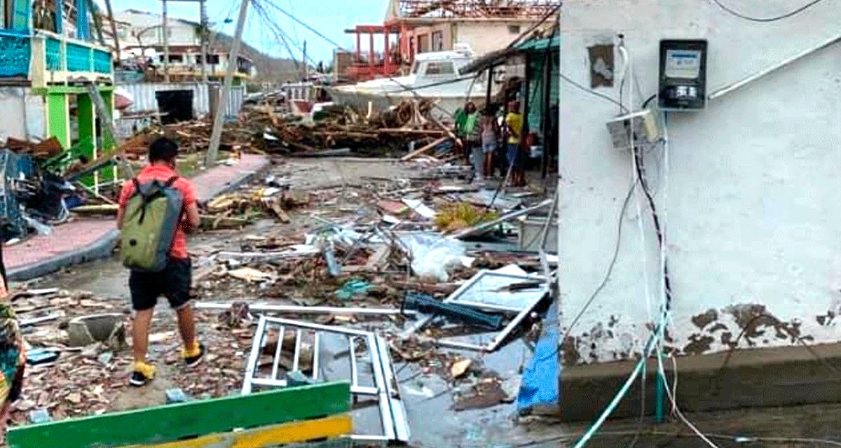 En Providencia solo se han reconstruido dos casas: Contraloría