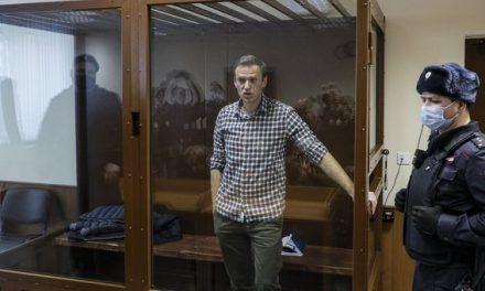 EE.UU. y la UE sancionan a funcionarios rusos por el envenenamiento de Alexei Navalny