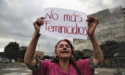 Feminicidios han aumentado un 8.8% en los dos primeros meses del 2021